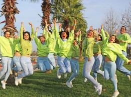 Ankara Değişim Şenliği İle Değişime Kucak Aç