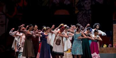 Frida Ankara Devlet Opera Sahnesi'nde